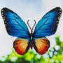 "Diamond Art Kit 12""x 12"" Intermediate Butterfly"