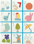 Indygo Junction Alphabet Applique Book