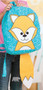 Leisure Arts Filomena Fox Backpack Pattern