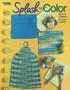 Leisure Arts Splash Of Color Knit Dishcloths Book