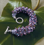 Leisure Arts Beaded Bracelets To Knit Book