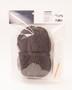 Leisure Arts Kit Make In A Weekend Crochet Cluster Bun Hat