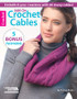 Leisure Arts Add On Crochet Cables Book