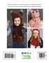 Leisure Arts Animal Hats & Scarves Crochet Book