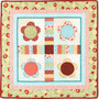 Leisure Arts Lots Of Dots Baby Quilts Book