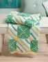 Leisure Arts Mix & Match Baby Sampler Crochet Book