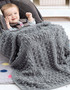 Leisure Arts On The Go Baby Blankets Crochet Book