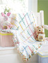 Leisure Arts Cuddle Me Baby Afghans Crochet Book