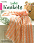 Leisure Arts Baby Blankets Book