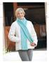 Leisure Arts Cozy Scarves Knit Book