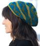 Leisure Arts Hats & Scarves Crochet Book