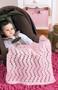 Leisure Arts Car Seat Blankets Crochet Book
