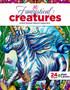 Leisure Arts Fantastical Creatures Coloring Book