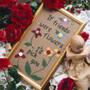 ePattern If Friends Were Flowers