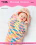 hooded Cocoon loom knit baby ePattern