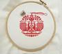 "Essentials By Leisure Arts Aida Cloth Cloth 11ct 30x36"" Cream"