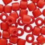 Essentials By Leisure Arts Bead Preciosa Rola 4.5mm Opaque Red 15gm