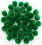 "Essentials By Leisure Arts Pom Pom .75"" Green 45pc"