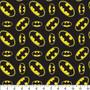Logo Batman Toss 8 yard Cotton fabric by the bolt