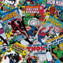 Marvel Comic 8 yard Cotton fabric by the bolt