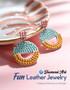 Diamond Art Fun Leather Jewelry Book