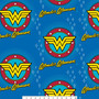 DC Comics By The Bolt Wonder Woman Logo 8yd Bolt