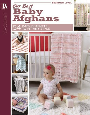 eBook Our Best Baby Afghans Crochet Patterns