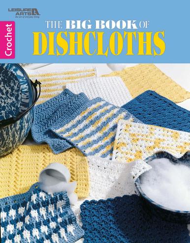 eBook The Big Book of Dishcloths Crochet