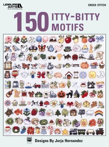 eBook 150 Itty-Bitty Motifs