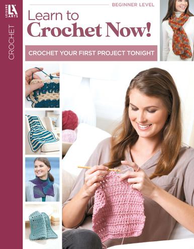 eBook Learn to Crochet Now!