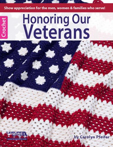 Crochet eBook Honoring Our Veterans