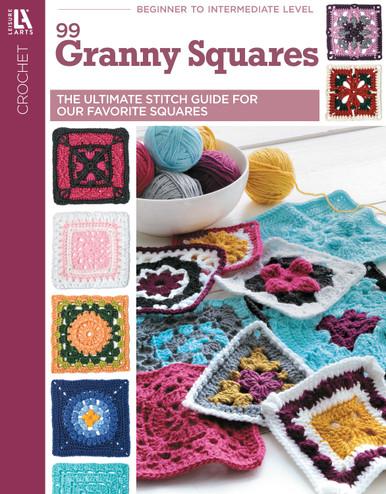 eBook 99 Granny Squares