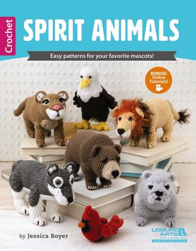 eBook Spirit Animals Crochet patterns