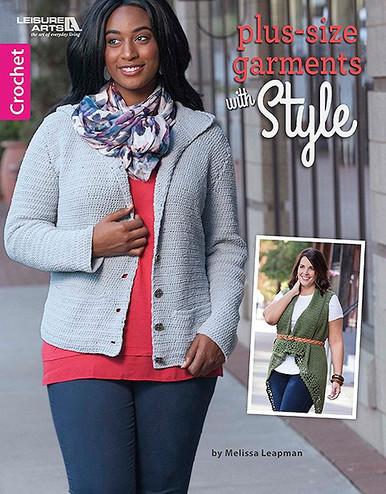 eBook Plus Size Crochet Garments