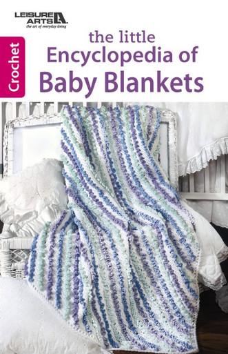 eBook The Little Encyclopedia of Baby Blankets - Crochet