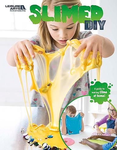 Leisure Arts Slimed DIY Book
