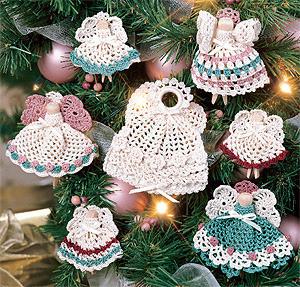 ePattern Crochet Little Angels