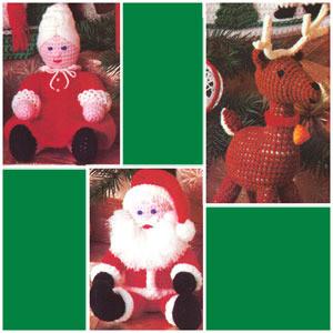 ePattern Christmas Trio