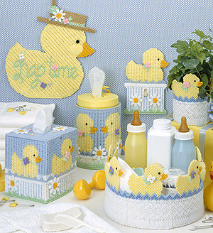 ePattern Ducks for the Nursery
