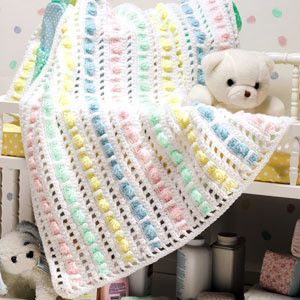 ePattern Goody Gumdrops Baby Blanket