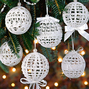 ePattern Christmas Snowballs