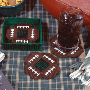 ePattern Super Bowl Coasters