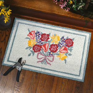 ePattern Flowers Underfoot