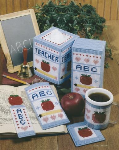 ePattern Teacher's Desk Set