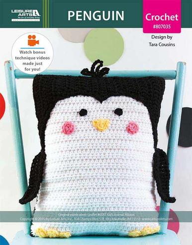 ePattern Penguin Crochet Pattern