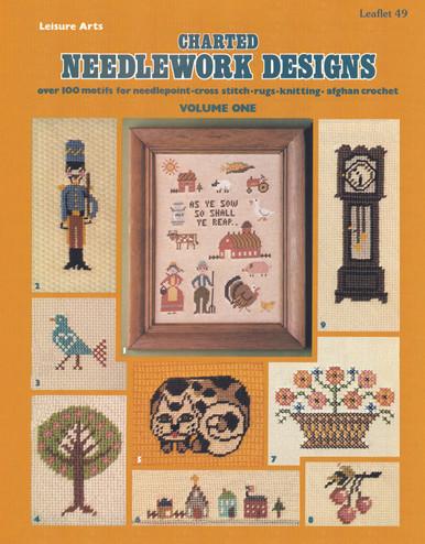 Leisure Arts Charted Needlework Designs - Digital Pattern