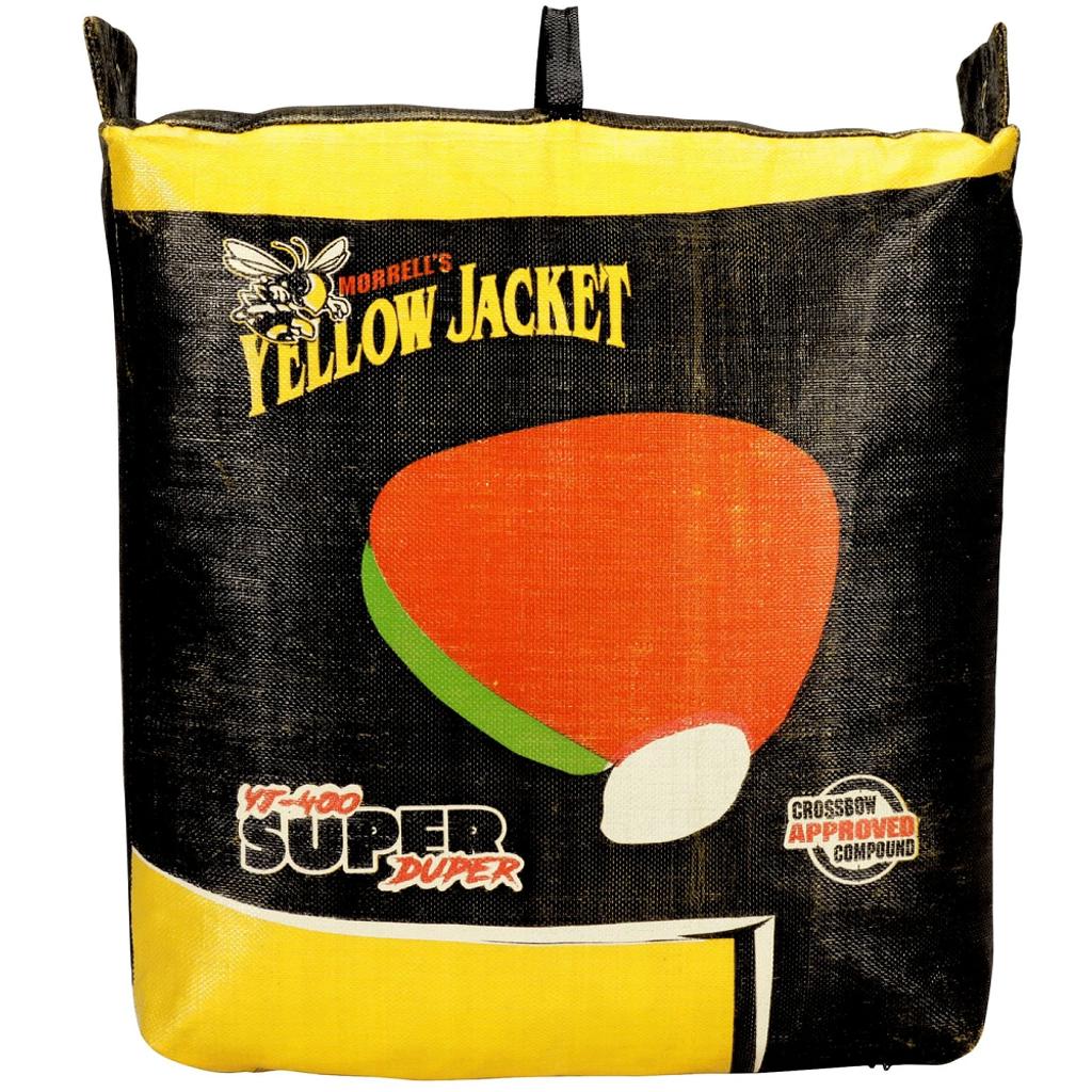 MORRELL YELLOW JACKET 400 SUPER DUPER TARGET