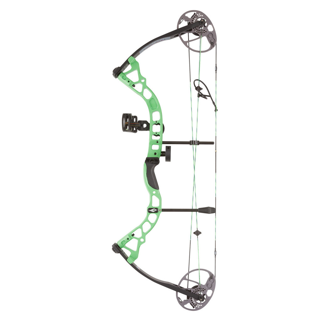 Diamond Prism Bow Package Green