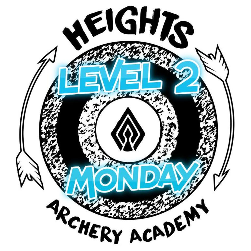 LEVEL 2 LESSONS - MONDAY SEPT - NOV