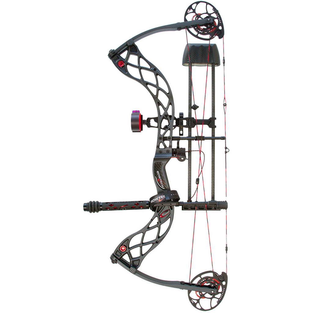 Bowtech Carbon Icon DLX Package Heights Archery Kryptek Black Ops